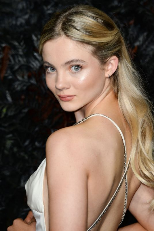 FREYA ALLAN at The Witcher Premiere in London 12/16/2019