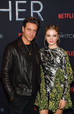 FREYA ALLAN at The Witcher, Season 1 Photocall in Hollywood 12/03/2019