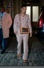 GABRIELLE UNION Arrives at Her Hotel in New York 12/15/2019
