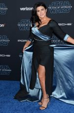 GINA CARANO at Star Wars: The Rise of Skywalker Premiere in Los Angeles 12/16/2019