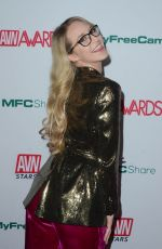 GINGER BANKS at AVN Awards Nominations Announcement in Hollywood 11/21/2019