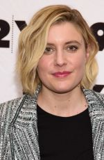 GRETA GERWIG at Little Women Screening at 92Y Street in New York 12/21/2019