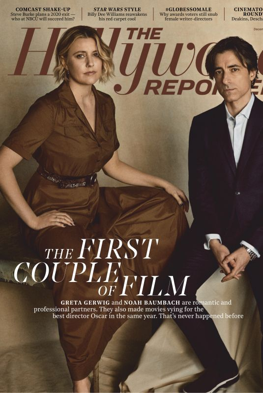 GRETA GERWIN on The Hollywood Reporter, December 2019