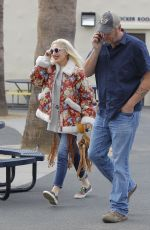 GWEN STEFANI Out in Los Angeles 12/14/2019