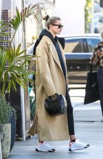 HAILEY BIEBER Out and About in Beverly Hills 12/09/2019