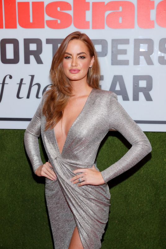 HALEY KALIL at Sports Illustrated Sportsperson of the Year 2019 in New York 12/09/2019