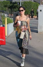 HALSEY Out and About in West Hollywood 12/20/2019