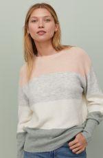 HANA JIRICKOVA for H&M, December 2019