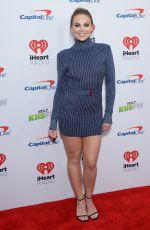 HANNAH BROWN at Jingle Ball 2019 in Los Angeles 06/12/2019