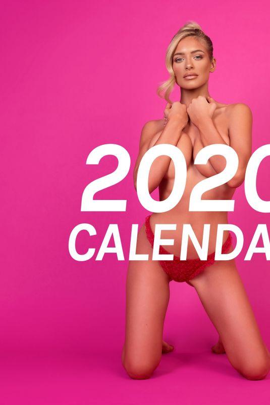 HANNAH PALMER – 2020 Calendar