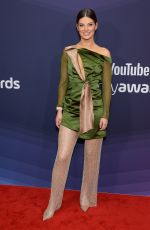 HANNAH STOCKING at 9th Annual Streamy Awards in Beverly Hills 12/13/2019