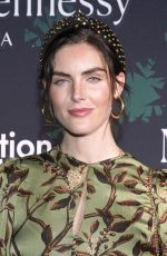 HILARY RHODA at Amfar Generationcure Holiday Party in New York 12/10/2019