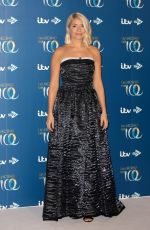 HOLLY WILLOGHBY at Dancing on Ice, Series 11 Launch Photocall in Hertfordshire 12/09/2019