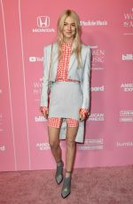 HUNTER SCHAFER at Billboard Women in Music 2019 in Los Angeles 12/12/2019