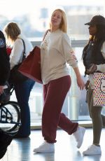 IGGY AZALEA at JFK Airport in New York 12/25/2019