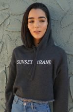 INDIANA MASSARA for Sunset Strand Limited First Collection, December 2019