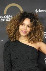 IZZY BIZU at Global Citizen Prize 2019 in London 12/13/2019