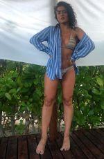 JADE CHYNOWETH in Bikini - Instagram Photos 12/02/2019