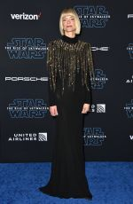 JAIME KING at Star Wars: The Rise of Skywalker Premiere in Los Angeles 12/16/2019