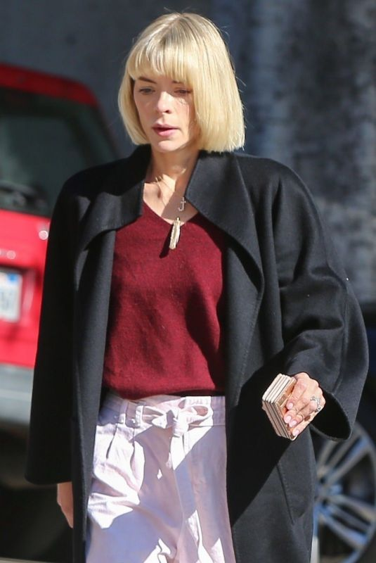 JAIME KING Out in Los Angeles 12/19/2019