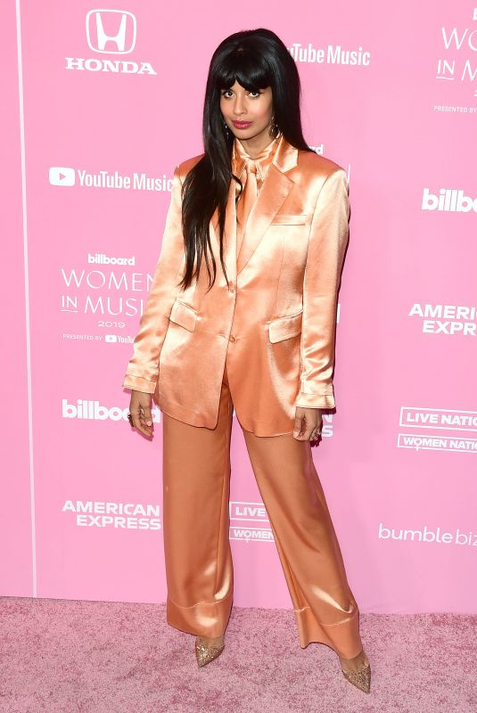 JAMEELA JAMIL at Billboard Women in Music 2019 in Los Angeles 12/12/2019