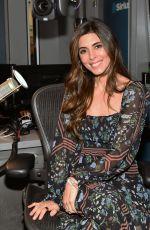 JAMIE-LYNN SIGLER at SiriusXM Radio in New York 12/11/2019