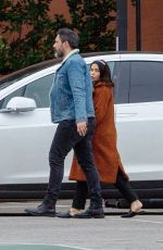 JENNA DEWAN and Steve Kazee Out and About in Los Angeles 12/03/2019