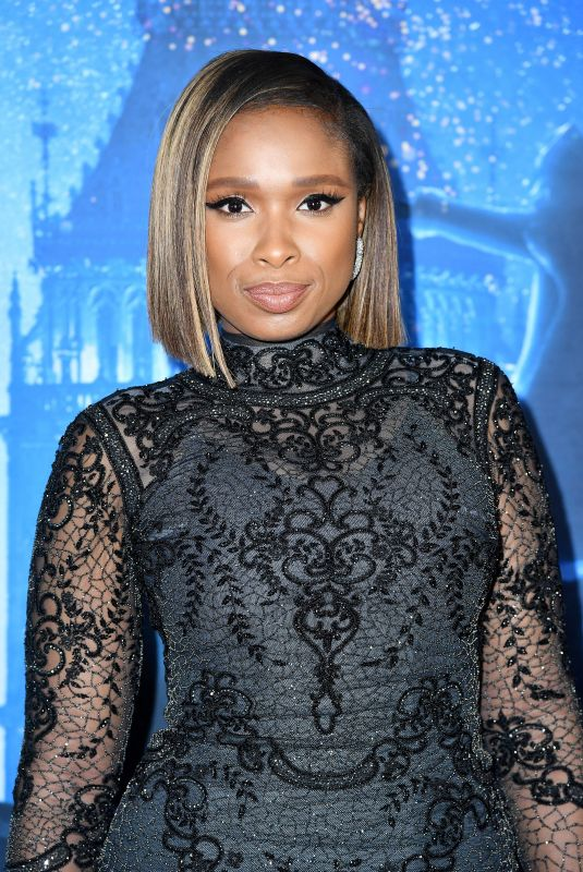 JENNIFER HUDSON at Cats Premiere in New York 12/16/2019
