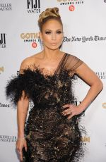 JENNIFER LOPEZ at 29th Annual Gotham Independent Film Awards in New York 12/02/2019