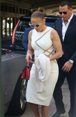 JENNIFER LOPEZ Leaves a Graduation Party at University of Miami in Miami 12/12/2019