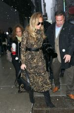 JENNIFER LOPEZ Night Out in New York 12/02/2019