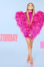 JENNIFER LOPEZ - Saturday Night Live, December 2019 Promos