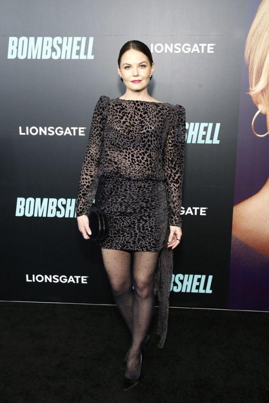 JENNIFER MORRISON at Bombshell Screening in New York 12/16/2019