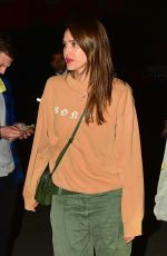JESSICA ALBA, OLIVIA MUNN and KELLY ROWLAND Night Out in Los Angeles 12/30/2019