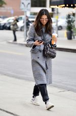 JESSICA GOMES Out for Lunch in Los Angeles 12/19/2019