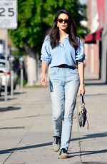 JESSICA GOMEZ in Denim Out in Los Angeles 12/12/2019