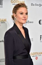 JULIA STILES at 29th Annual Gotham Independent Film Awards in New York 12/02/2019