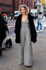 JULIANNE HOUGH Arrives at Buid Series in New York 12/03/2019