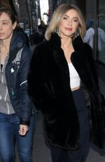 JULIANNE HOUGH Arrives at Today Show in New York 12/05/2019