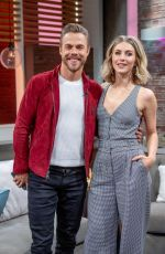 JULIANNE HOUGH at People Now in New York 12/03/2019