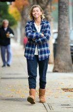 JULIANNE HOUGH Out and About in Studio City 12/14/2019