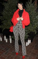 KACEY MUSGRAVES at Chanel No. 5 In the Snow Party in New york 12/10/2019