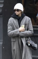 KAIA GERBER Out in New York 12/13/2019
