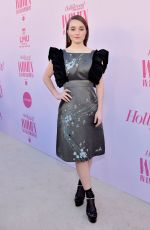 KAITLYN DEVER at The Hollywood Reporetr