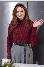 KAREN GILLAN at Lorraine Show in London 12/06/2019