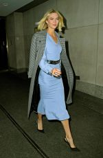 KARLIE KLOSS Arrives at Today Show in New York 12/04/2019
