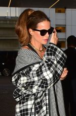 KATE BECKINSALE Arrives at LAX Airport in Los Angeles 12/03/2019