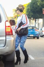 KATE BECKINSALE Out and About in Beverly Hills 12/12/2019