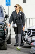 KATE UPTON at a Gym in Beverly Hills 12/21/2019