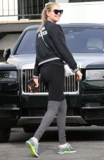 KATE UPTON Out and About in Beverly Hills 12/26/2019